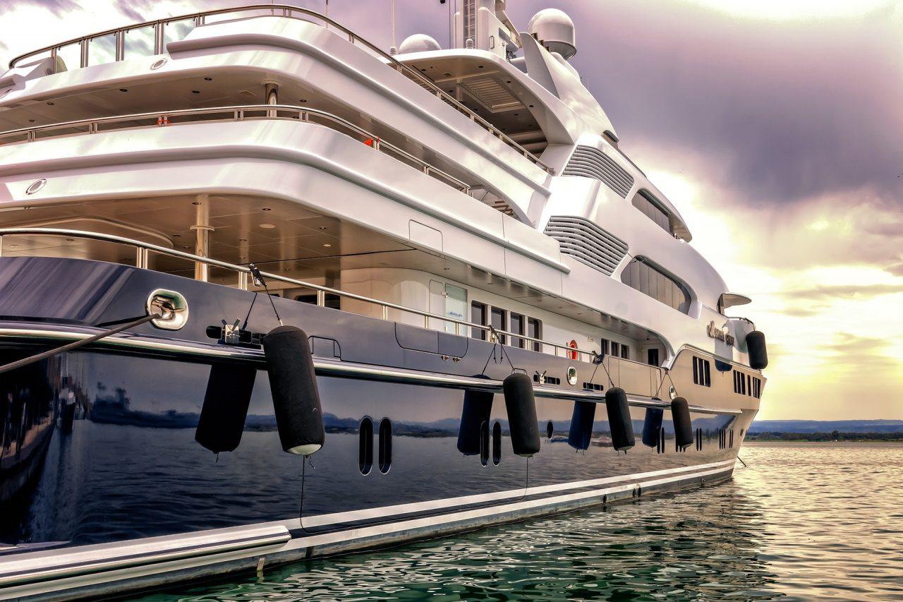 enterrement vie garcon evjf yacht